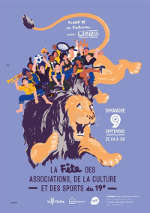 Fête des associations 2018 - Paris 19