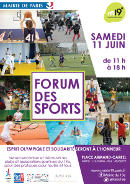 Forum des Sports 2016 - Paris 19